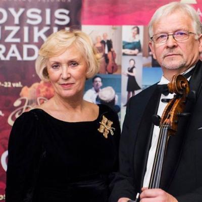 Armonas-Uss Duo Didžiajame Muzikų parade 2014m.