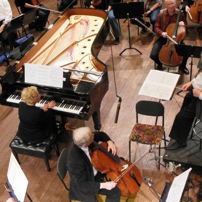 A.Šenderovo koncerto violončelei nr.3 premjera 2012-09-29 Vilnius