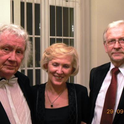 Armonas - Uss Duo su maestro J.Domarku 2012-09-29 Vilnius
