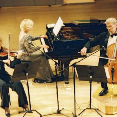 Armonų tio koncertas 2003m. Euroradijo transliacija.