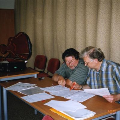 Su kompozitoriumi Anatolijum Šenderovu