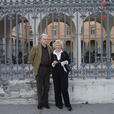 Armonas-Uss Duo vizito Liono (Prancūzija)nacionalinėje konservatorijoje metu 2010m.