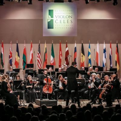 Baigiamasis festivalio koncertas solo - Boris Andrianov