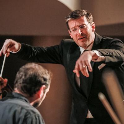 M. Pitrėnas baigiamajame festivalio koncerte