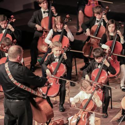 Suzuki orkestras