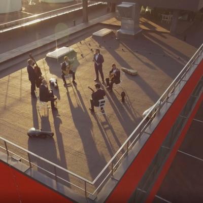 BGQ filmavimas Vilniaus oro uoste