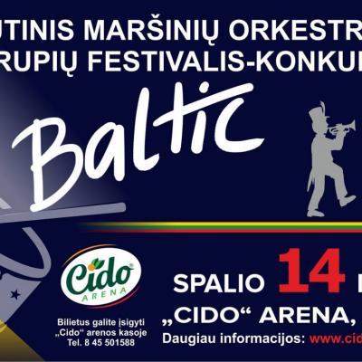 """Jau trečius metus Aukštaitijos sostinėje organizuojamas tarptautinis maršinių orkestrų ir būgnų grupių festivalis-konkursas """"DrumLine Battle Baltic 2017"""" vėl kviečia žiūrovus į įspūdingą renginį."""