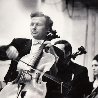 1985 m. A. Žižiūno nuotrauka
