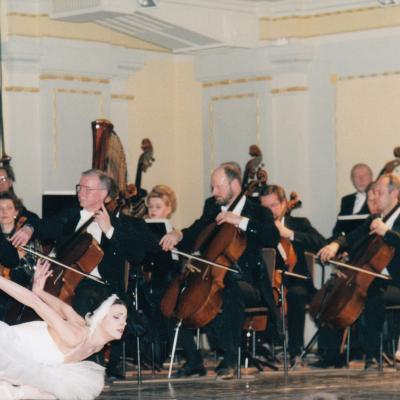 1997 m. A. Rakausko nuotrauka
