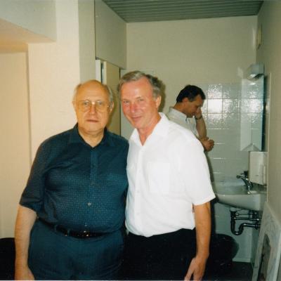 Su M. Rostropovičiumi
