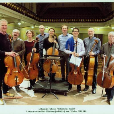 Lietuvos nacionalinė filharmonija 2016 m.