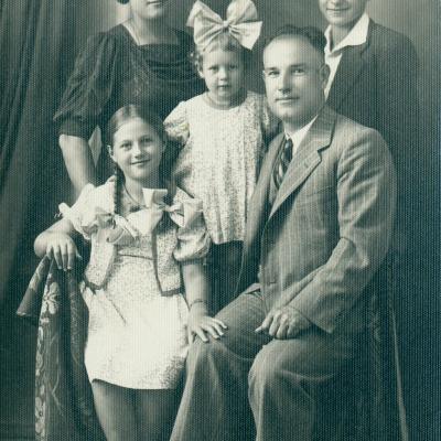 Kiverių šeima