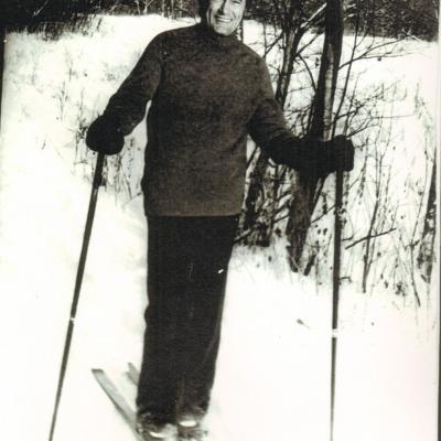 Algis Žiūraitis 1980 m.