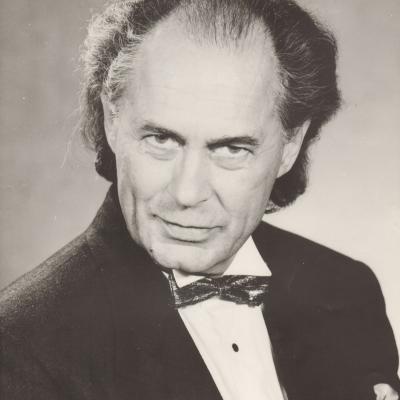 Algis Žiūraitis. Nuotrauka iš Maskvos Didžiojo teatro archyvo
