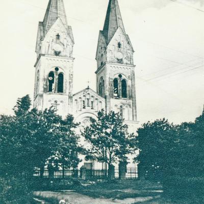 Leliūnų bažnyčia