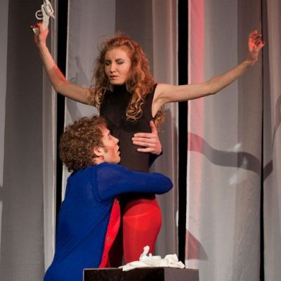 "W.Walton opera ""Meška"" 2010"