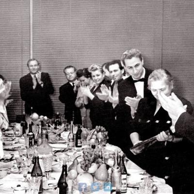TSRS I sekretorius Nikita Chruščiovas su Lietuvos artistais kremliuje