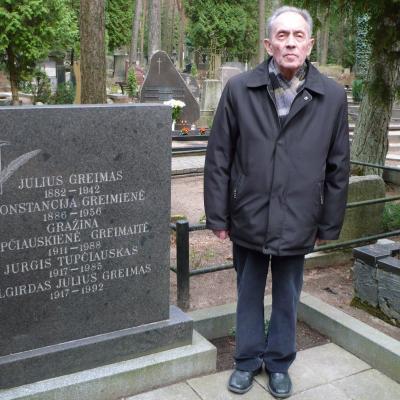 Karolis Rimtautas Kašponis 2008-12-03