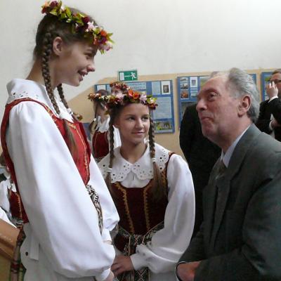 Karolis Rimtautas Kašponis 2010-04-22 Šiauliuose
