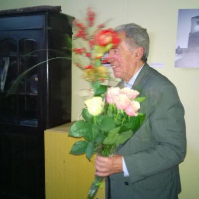 Karolis Rimtautas Kašponis 2014-11-15 Kupiškyje