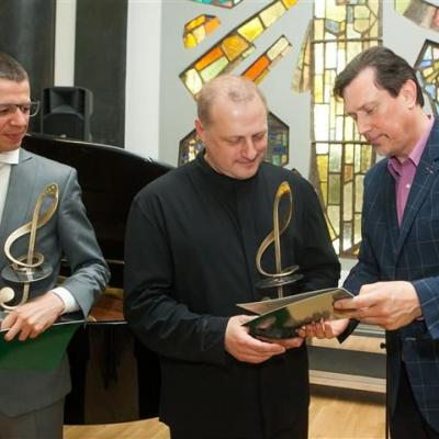 D. Golovanovas, E. Ališauskas ir V. Juozapaitis
