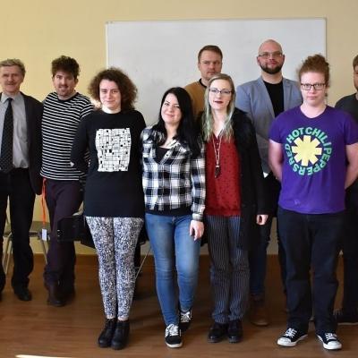 Klaipėdos Universiteto Menų fakultete buvo surengtas seminaras