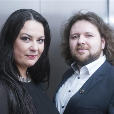 2018-05-05 photo D. Matvejev Indrė Baikštytė ir Gintaras Januševičius