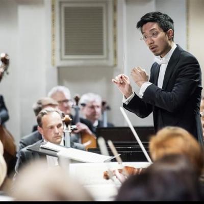 2018-05-05 photo D. Matvejev Dirigentas Tung-Chieh Chuang (Taivanis)