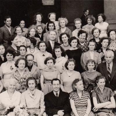 Kauno universiteto dešimtmetis. 1959 08 13
