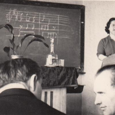Konferencija Šiauliuose 1965