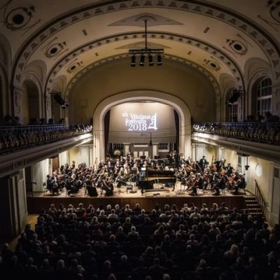 Vilniaus festivalis 2018. Birželio 14