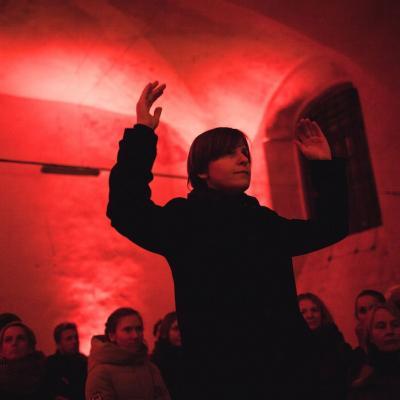 Erika Žilinskaitė. Nuotr@Emilija Vinžanovaitė