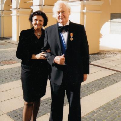 Vilniaus Universiteto P. Skargos kieme