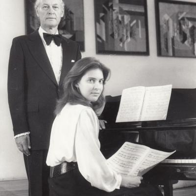 Su dukra Eugenija