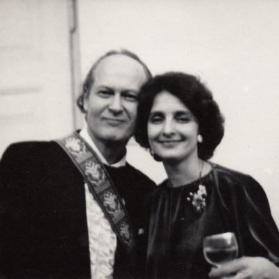 Su žmona Melita