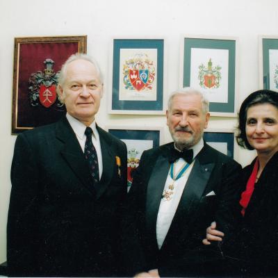 Su skulptoriumi Konstantinu Bogdanu