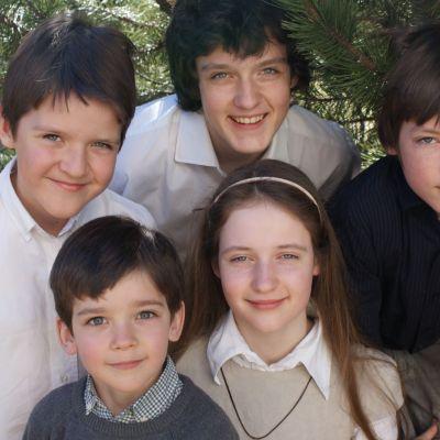 Maknickų šeima