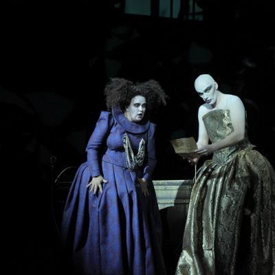 Latvijos nacionalinis operos ir baleto teatras. Ch. Gounod FAUSTAS. Foto A. Zeltina
