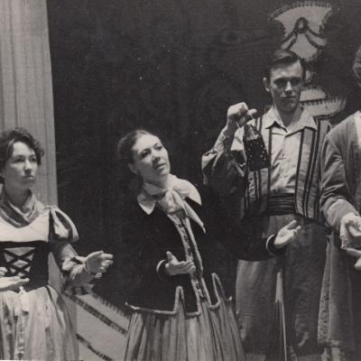 "Kerubinas, opera ""Figaro vedybos"" 1969"