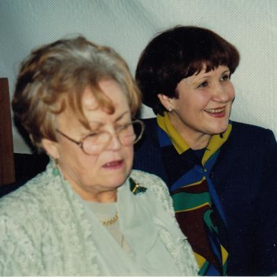 Su Gražina Ručyte Landsbergiene