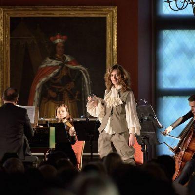 Teatrališkasis barokas su Rūta Vosiliūte