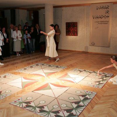 Ritualai KVMT: nuo naujo teatro iki rekonstruoto
