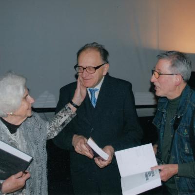 A. Ambrazas, A. Karaška 2012 m.