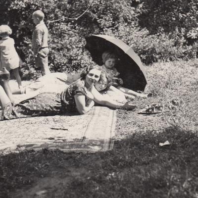 Klaipėdoje 1931 m.