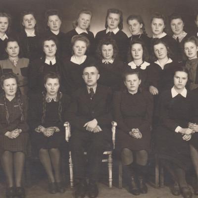 Klasė 1943 m.