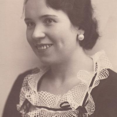 Mama Stasė Kiudulaitė