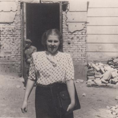 Prie LMTA 1950 m.