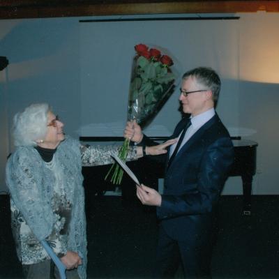 Sveikina G. Sodeika, 2012 m.
