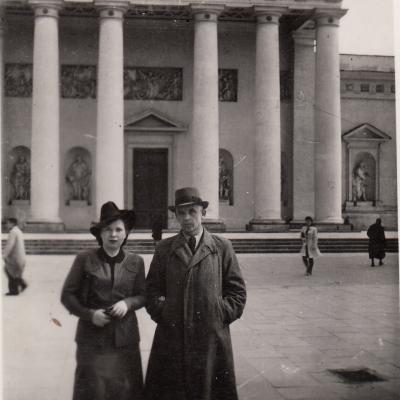 Tėvai: Stasė Kiudulaitė ir Feliksas Mikšys