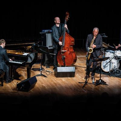 Espen Eriksen Trio & Andy Sheppard